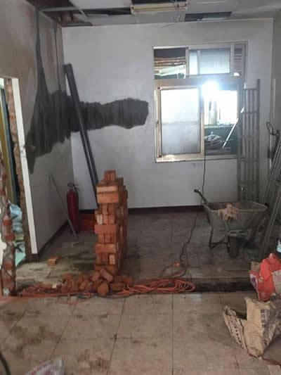 台中浴室防水泥作-壁癌處理-台中泥作