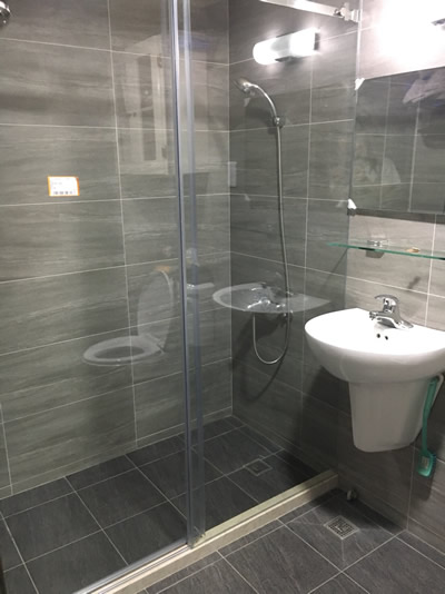 台中浴室泥作工程-浴室設計-台中泥作