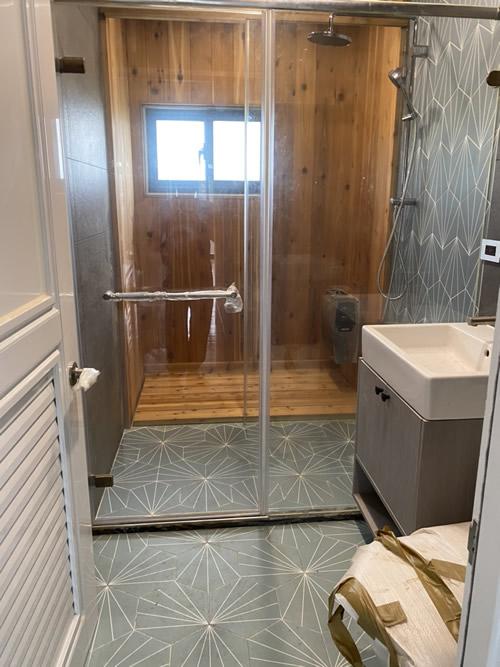 台中浴室泥作-浴室設計-台中泥作